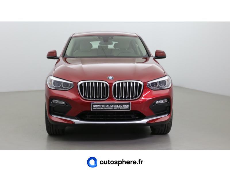 BMW X4 XDRIVE20D 190CH XLINE EURO6C - Miniature 2