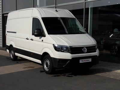 Volkswagen Crafter 35 L3H3 2.0 TDI 140ch Business Traction occasion