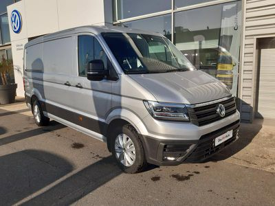 Volkswagen Crafter 35 L3H3 2.0 TDI 177ch Business Plus Traction BVA8 occasion