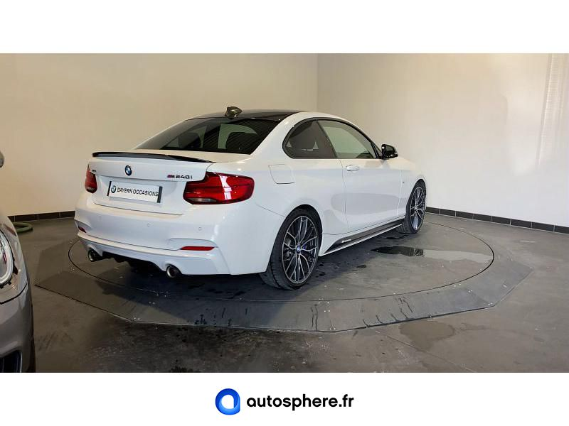 BMW SERIE 2 COUPE M240IA XDRIVE 340CH - Miniature 2