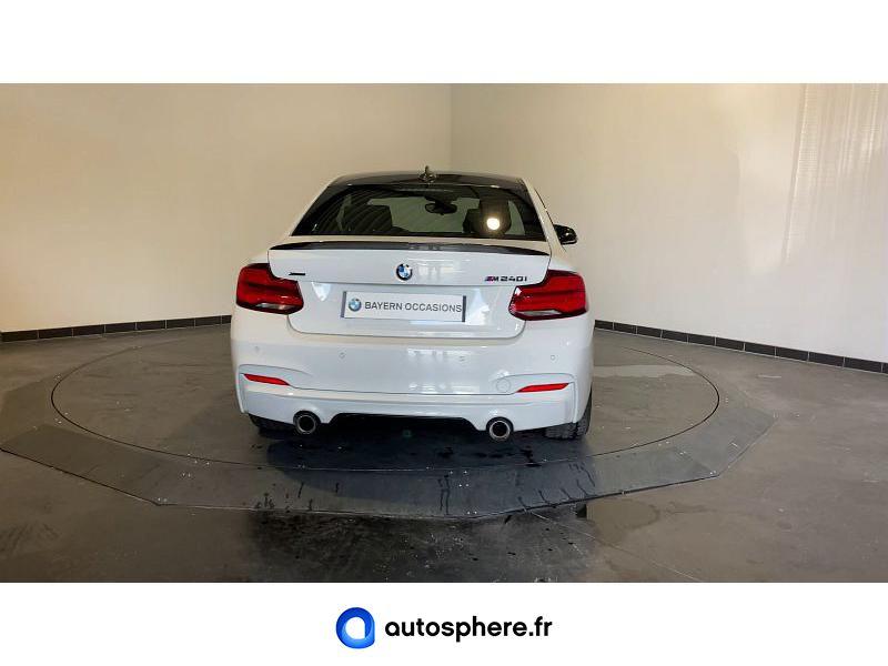 BMW SERIE 2 COUPE M240IA XDRIVE 340CH - Miniature 4