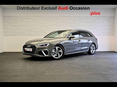 Audi A4 Avant 35 TFSI 150ch S line S tronic 7 occasion