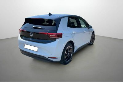 VOLKSWAGEN ID.3 58 KWH - 145CH FAMILY - Miniature 4