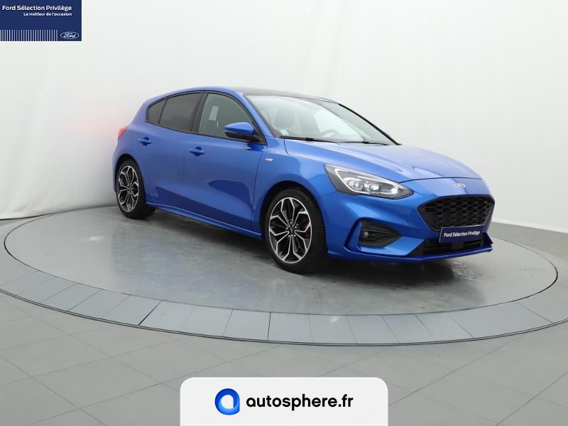 FORD FOCUS 1.0 ECOBOOST 125CH MHEV ST-LINE X - Photo 1