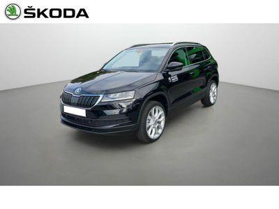 Skoda Karoq 1.5 TSI ACT 150ch Style DSG Euro6d-T 117g occasion