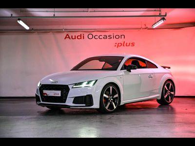 Audi Tt 40 TFSI 197ch S line Compétition Stronic 7 occasion