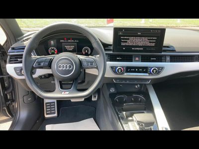 AUDI A4 AVANT 35 TDI 163CH S LINE S TRONIC 7 9CV - Miniature 2