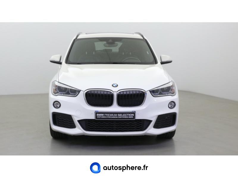 BMW X1 XDRIVE18D 150CH M SPORT - Miniature 2