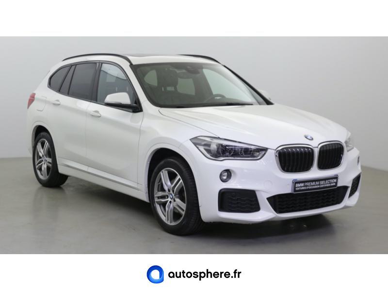BMW X1 XDRIVE18D 150CH M SPORT - Miniature 3