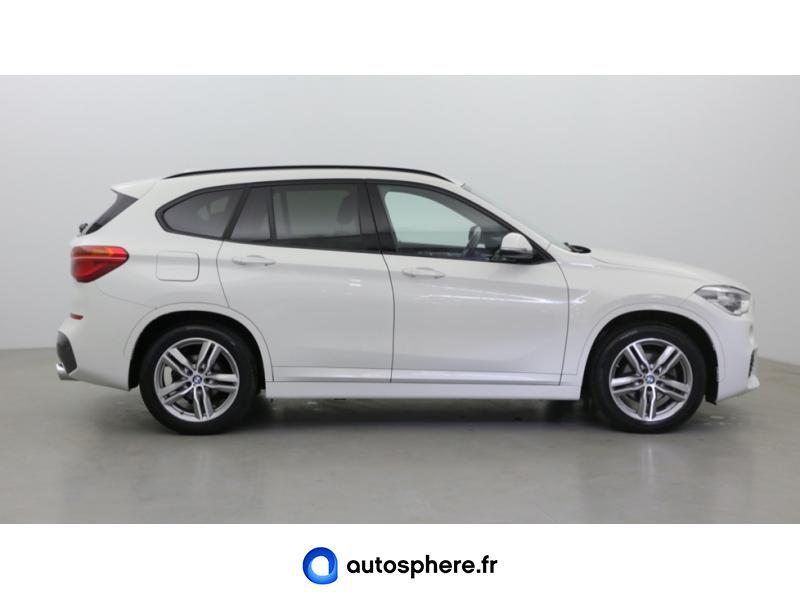 BMW X1 XDRIVE18D 150CH M SPORT - Miniature 4