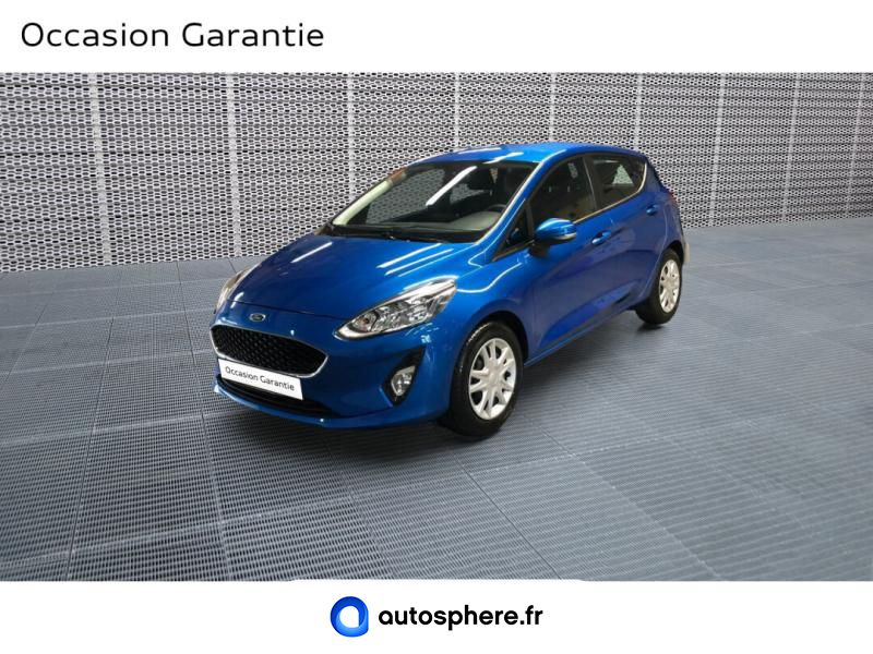 FORD FIESTA 1.0 ECOBOOST 100CH STOP&START COOL & CONNECT 5P EURO6.2 - Photo 1