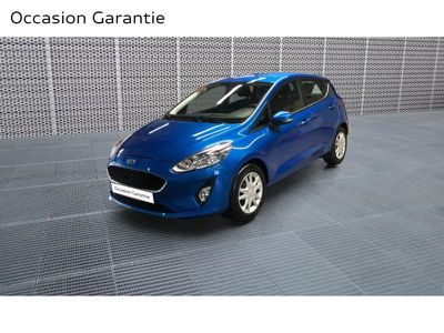 Ford Fiesta 1.0 EcoBoost 100ch Stop&Start Cool & Connect 5p Euro6.2 occasion
