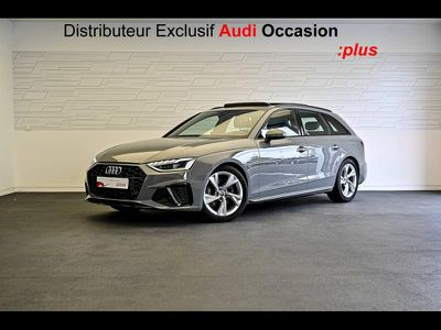 Audi A4 Avant 35 TDI 163ch S line S tronic 7 9cv occasion