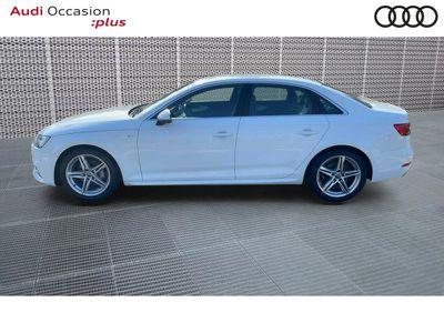 Audi A4 2.0 TDI 190ch S line occasion