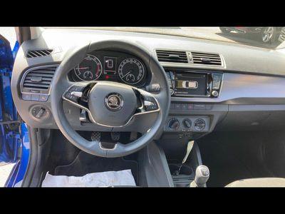 SKODA FABIA 1.0 TSI 95CH DRIVE 125 ANS EURO6D-T - Miniature 4