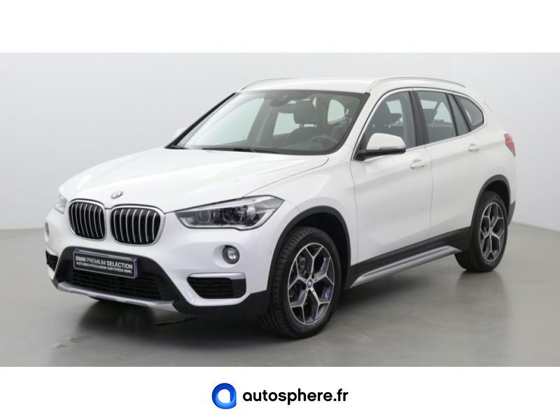 BMW X1 SDRIVE18DA 150CH XLINE EURO6D-T - Photo 1