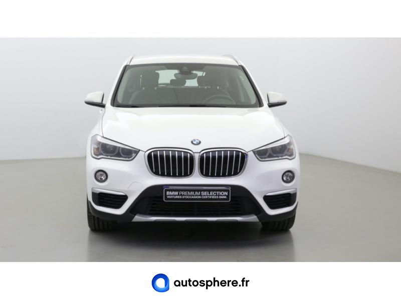BMW X1 SDRIVE18DA 150CH XLINE EURO6D-T - Miniature 2