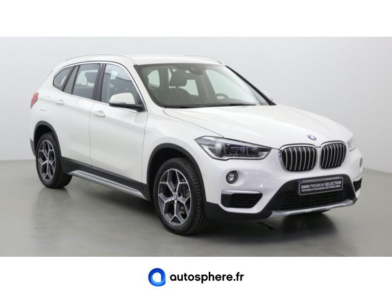 BMW X1 SDRIVE18DA 150CH XLINE EURO6D-T - Miniature 3