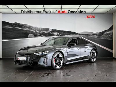 Audi E-tron Gt 476ch Extended quattro occasion