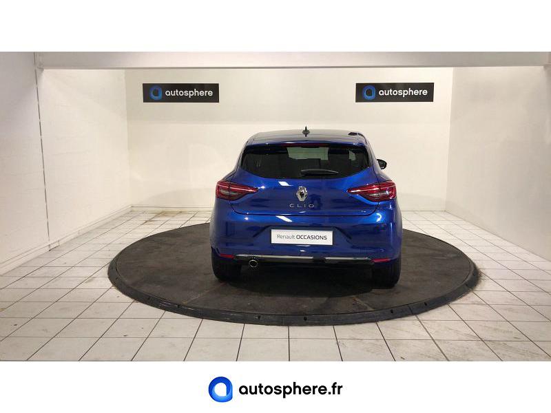 RENAULT CLIO 1.5 BLUE DCI 115CH INTENS 6CV - Miniature 4