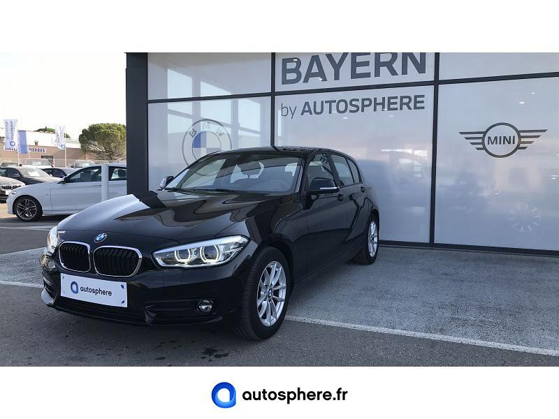 BMW SERIE 1 116D 116CH BUSINESS DESIGN 5P EURO6C - Miniature 1