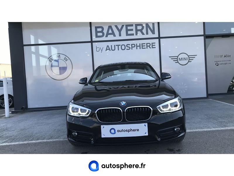 BMW SERIE 1 116D 116CH BUSINESS DESIGN 5P EURO6C - Miniature 5