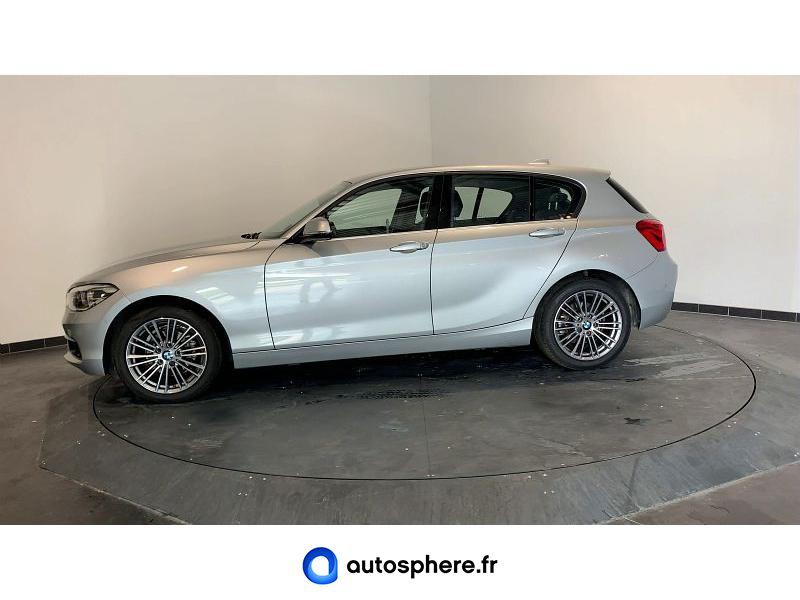 BMW SERIE 1 116DA 116CH URBANCHIC 5P - Miniature 1