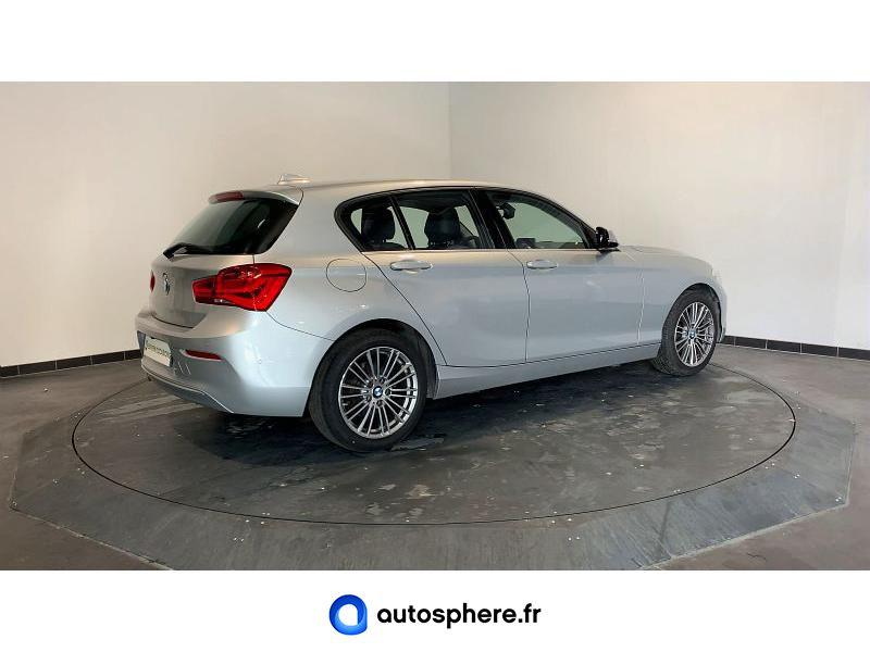 BMW SERIE 1 116DA 116CH URBANCHIC 5P - Miniature 2