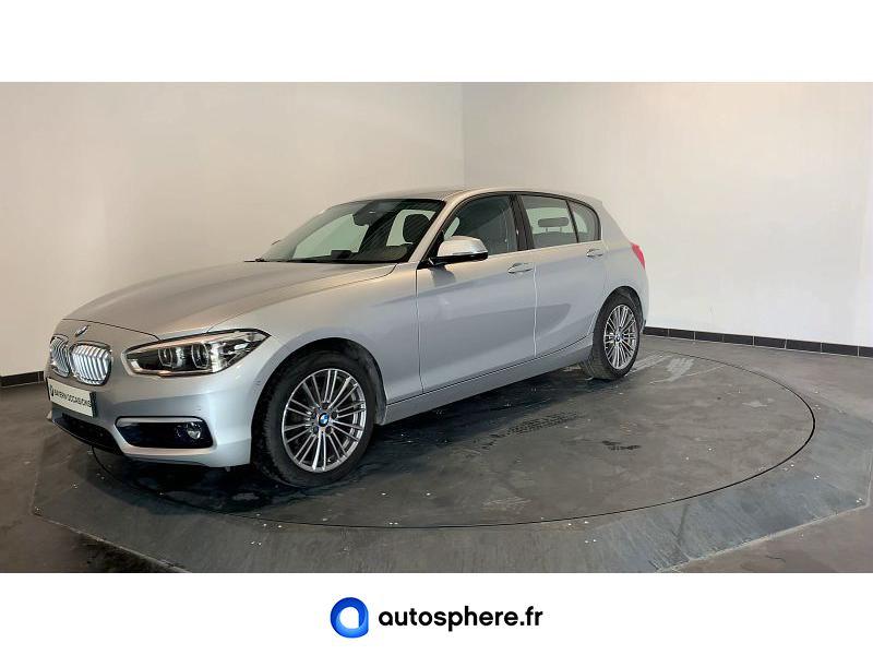 BMW SERIE 1 116DA 116CH URBANCHIC 5P - Miniature 3