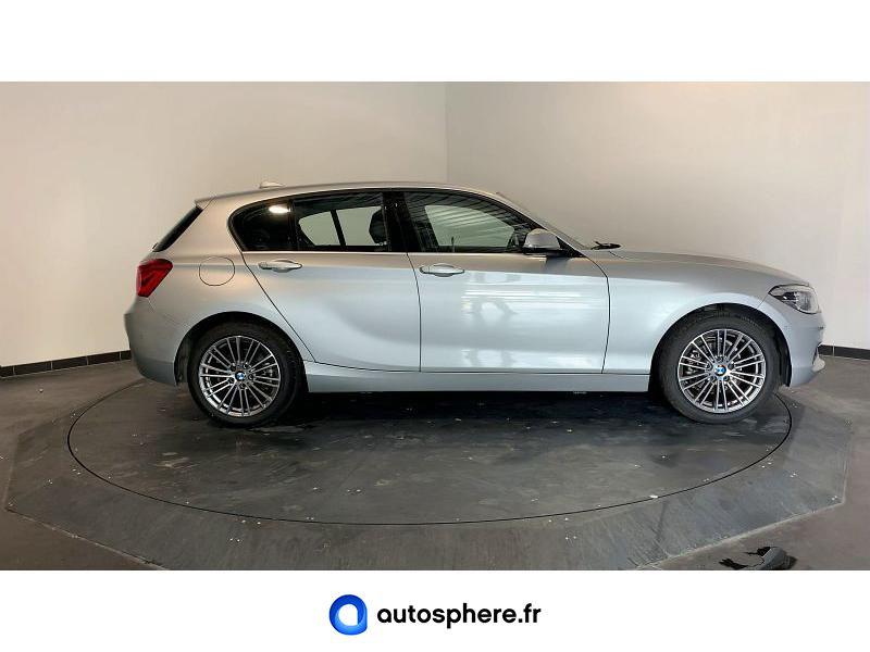 BMW SERIE 1 116DA 116CH URBANCHIC 5P - Miniature 4