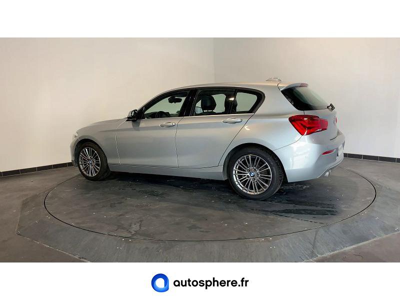 BMW SERIE 1 116DA 116CH URBANCHIC 5P - Miniature 5