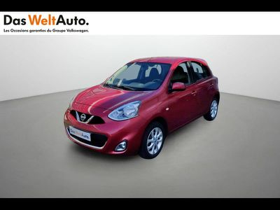 Nissan Micra 1.2 80ch Acenta occasion