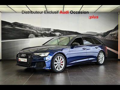 Audi A6 55 TFSI e 367ch Compétition quattro S tronic 7 occasion