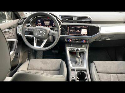 AUDI Q3 35 TDI 150CH DESIGN LUXE S TRONIC 7 - Miniature 4