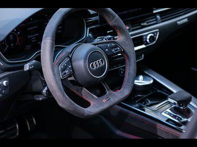 AUDI RS4 AVANT 2.9 V6 TFSI 450CH QUATTRO TIPTRONIC 8 EURO6D-T - Miniature 5