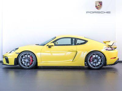 PORSCHE 718 CAYMAN 4.0 420CH GT4 EURO6D-T - Miniature 2