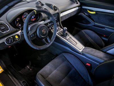 PORSCHE 718 CAYMAN 4.0 420CH GT4 EURO6D-T - Miniature 4