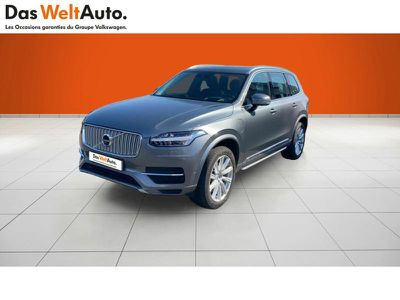 Volvo Xc90 T8 Twin Engine 320 + 87ch Inscription Luxe Geartronic 7 places occasion