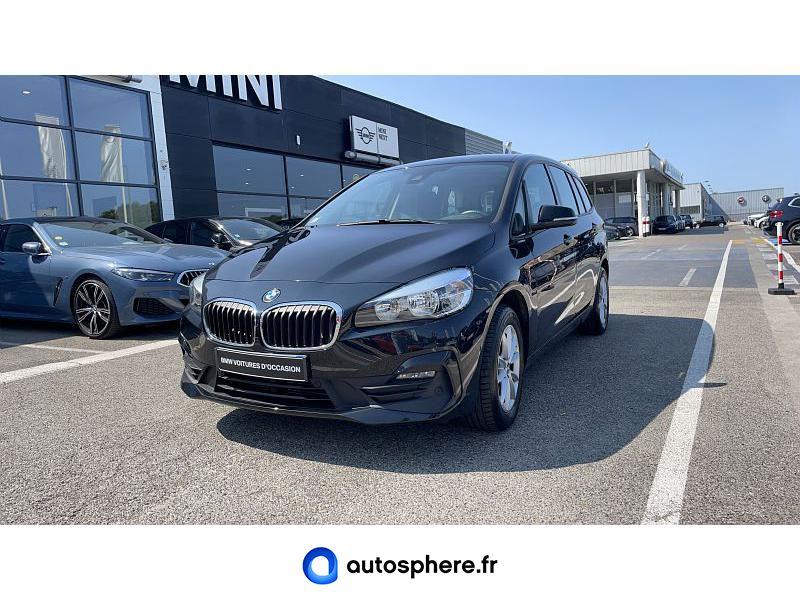 BMW SERIE 2 GRAN TOURER 216D 116CH PREMIERE - Miniature 1