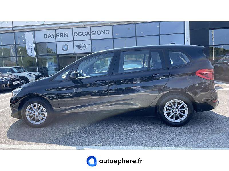 BMW SERIE 2 GRAN TOURER 216D 116CH PREMIERE - Miniature 3