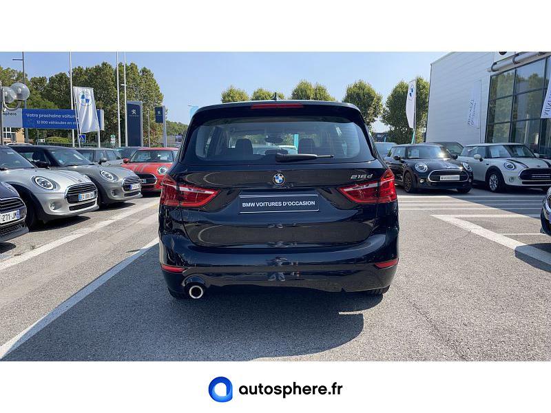 BMW SERIE 2 GRAN TOURER 216D 116CH PREMIERE - Miniature 4