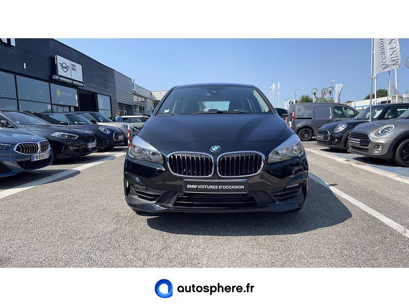 BMW SERIE 2 GRAN TOURER 216D 116CH PREMIERE - Miniature 5