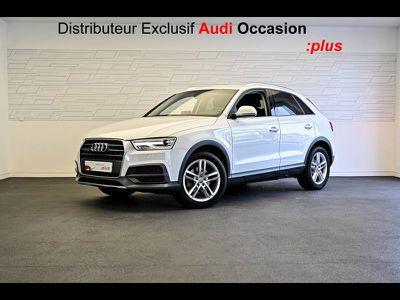 Audi Q3 2.0 TDI 150ch Ambition Luxe quattro S tronic 7 occasion
