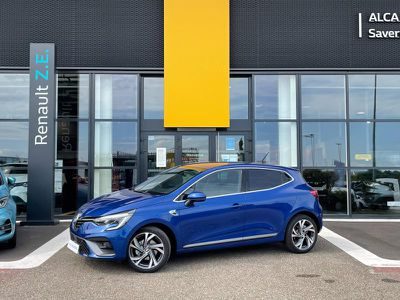 Renault Clio 1.3 TCe 140 RS Line Gtie 2 ans occasion