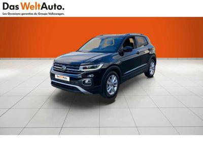 Volkswagen T-cross 1.0 TSI 115ch Carat occasion