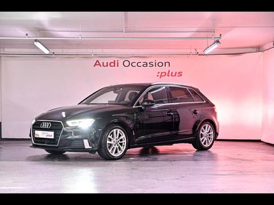 Audi A3 Sportback 1.4 TFSI CoD 150ch Design luxe S tronic 7 occasion