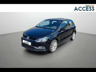 Volkswagen Polo 1.2 TSI 90ch BlueMotion Technology Lounge 3p occasion