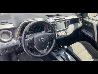TOYOTA RAV4 197 HYBRIDE LOUNGE 2WD CVT - Miniature 4