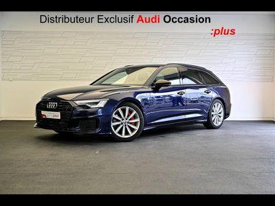 Audi A6 Avant 55 TFSI e 367ch Compétition quattro S tronic 7 occasion