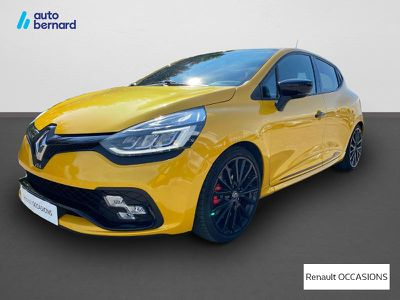 Renault Clio 1.6 T 220ch RS Trophy EDC 5p occasion
